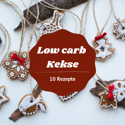 E-Book low carb Kekse Rezepte