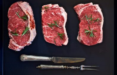 Perfektes Steak vom Grill