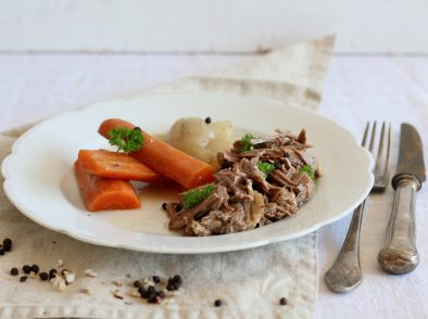 Pulled Beef Tafelspitz