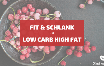 Vortrag Sonnentor fit & schlank low carb high fat