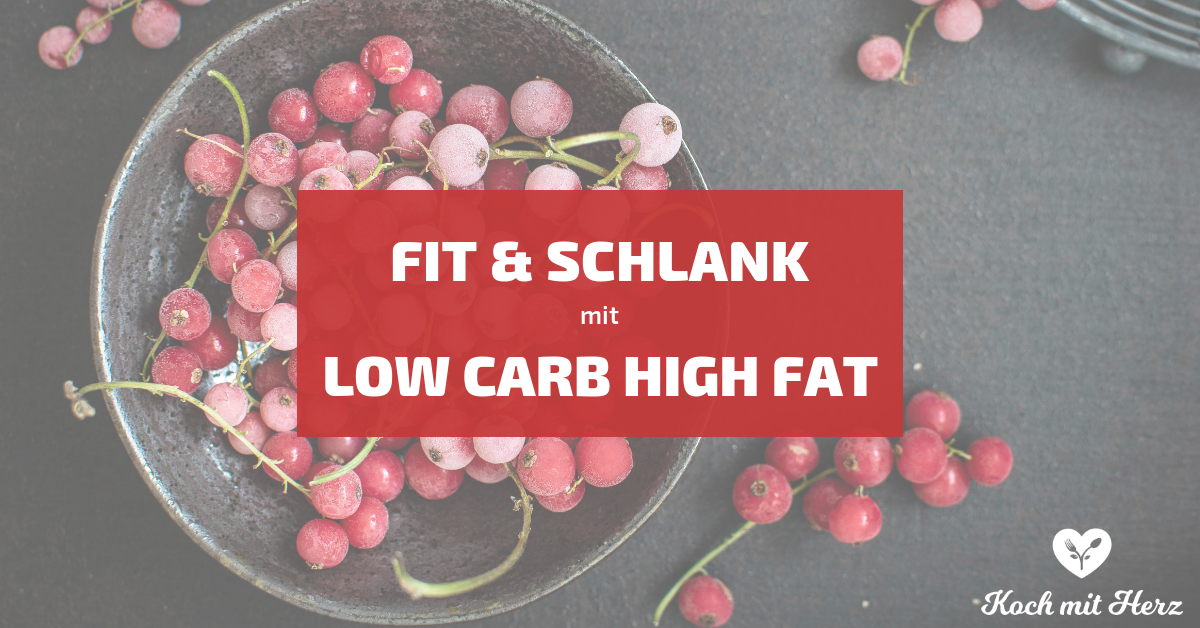Vortrag fit & schlank low carb high fat