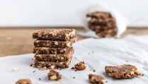 Low carb Riegel Power Bars