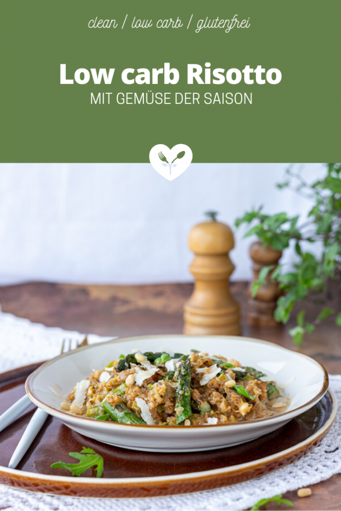 Low carb Risotto