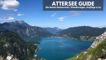 Attersee Guide für Foodies & Sportler | Restaurants, Wanderungen & Co. 2